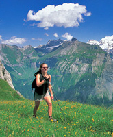 French Alps Walking and Hiking Trips